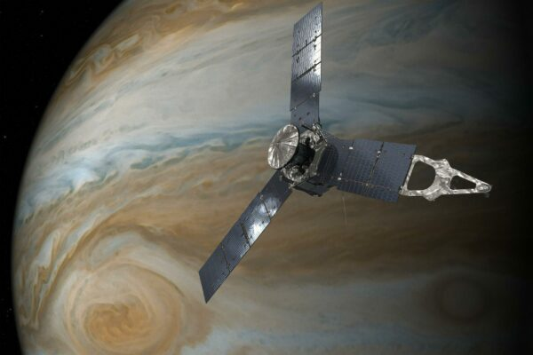 Juno and the Great Red Spot