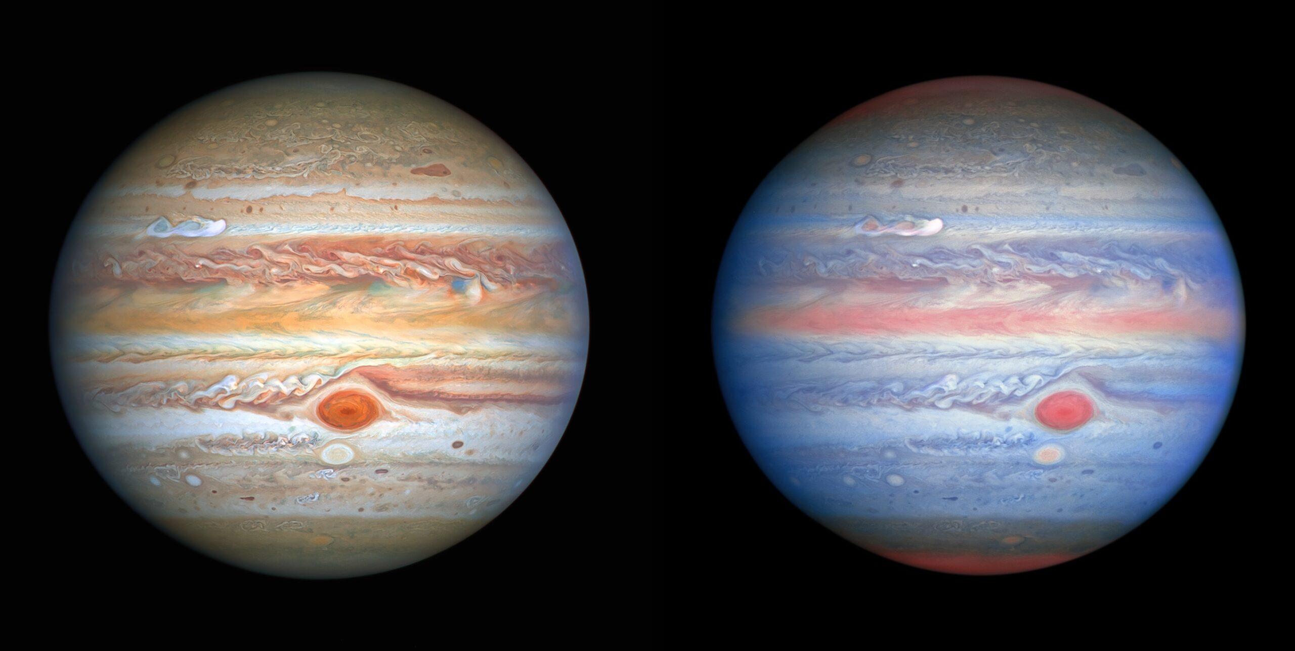 Hubble Views of Jupiter