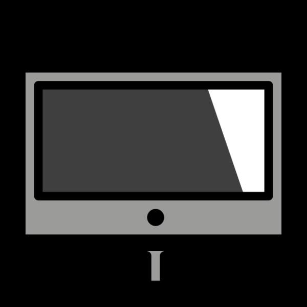 computer screen emoji