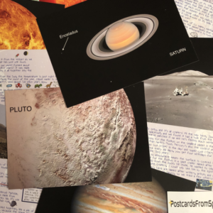 PostcardsFromSpace scattered